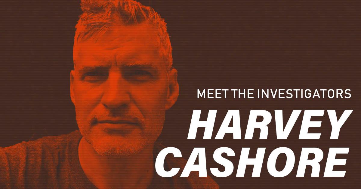 Harvey Cashore