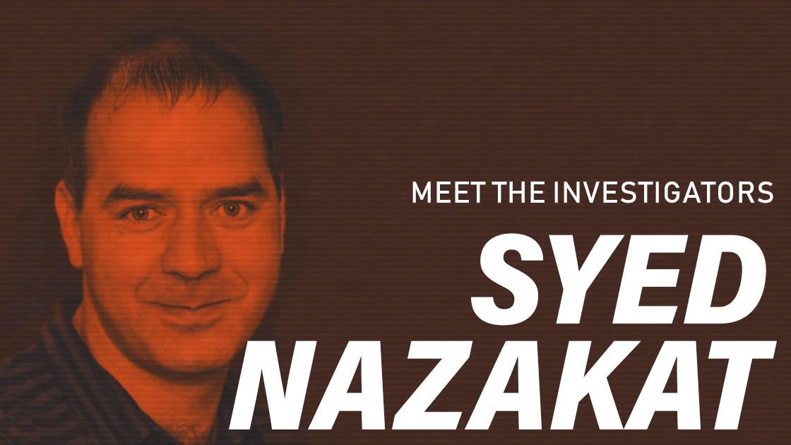 Syed Nazakat
