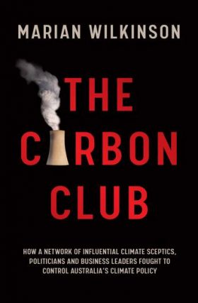The Carbon Club book cover