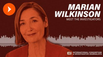 Marian Wilkinson