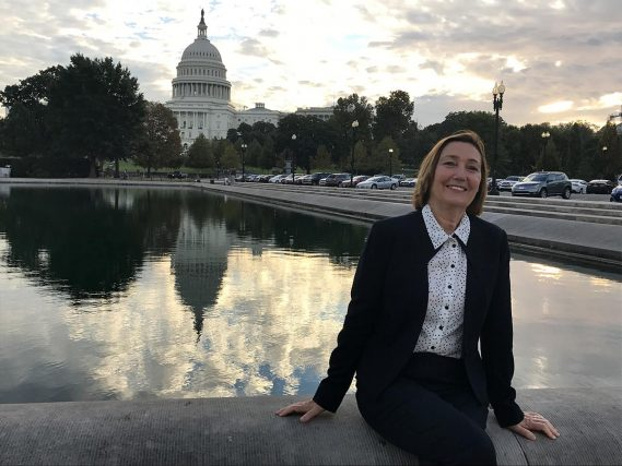 Marian Wilkinson in DC